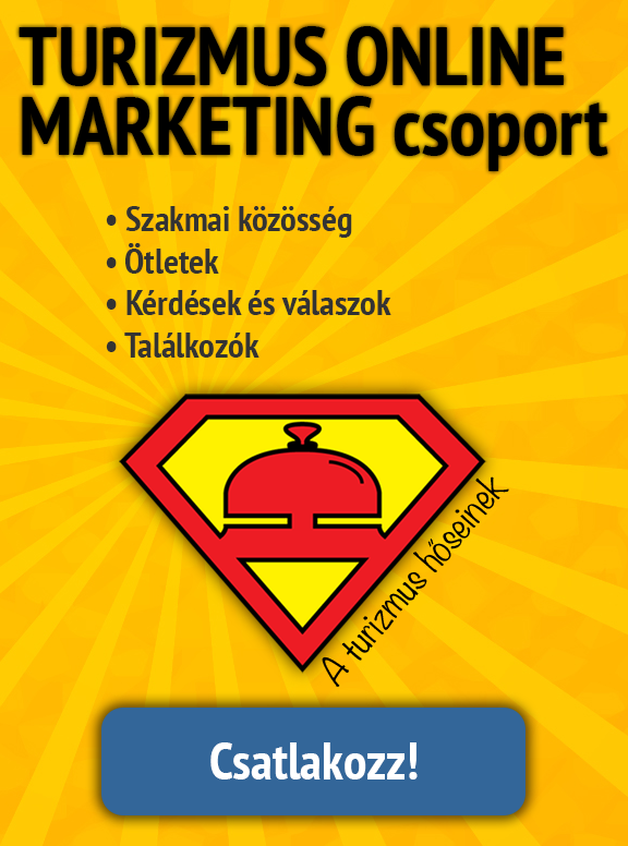 Turizmus Marketing Facebook csoport
